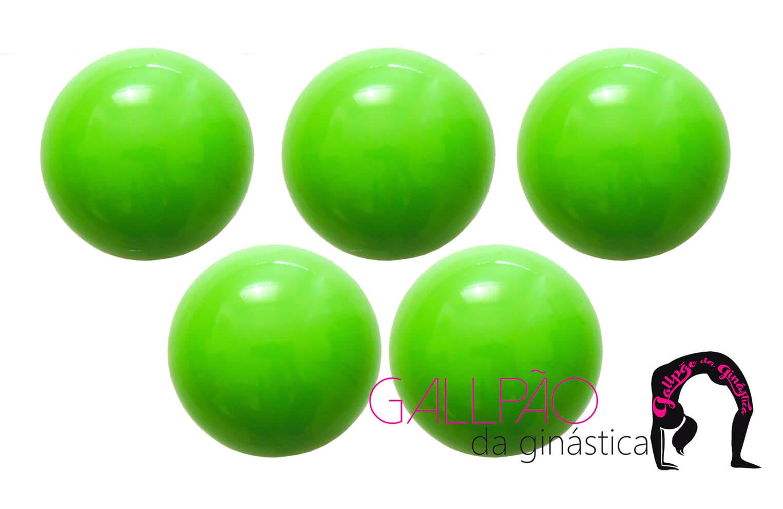 conjunto bolas de ginástica rítmica