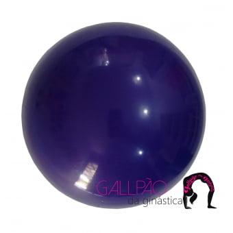 Bola de Ginástica Rítmica 400g  Cores Metalizadas